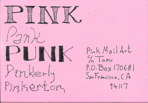 Pink Mail 1-1